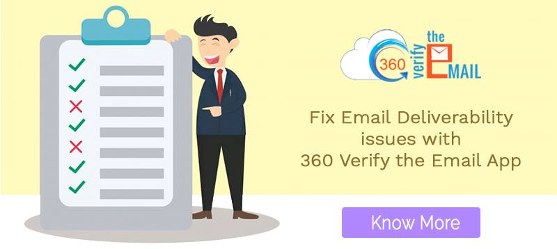 Are you struggling with Email Deliverability, IP Blacklisting or have been penalized for High Bounce Rate?