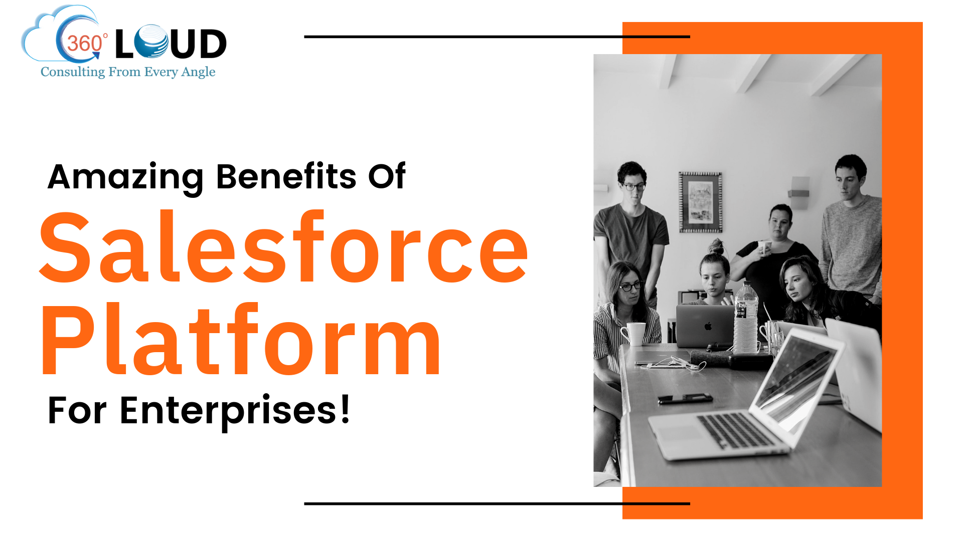 Amazing Benefits Of hiring a Salesforce consulting firm