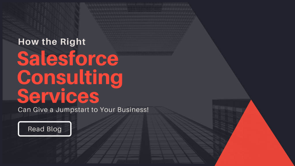 how Salesforce consulting services can boost business