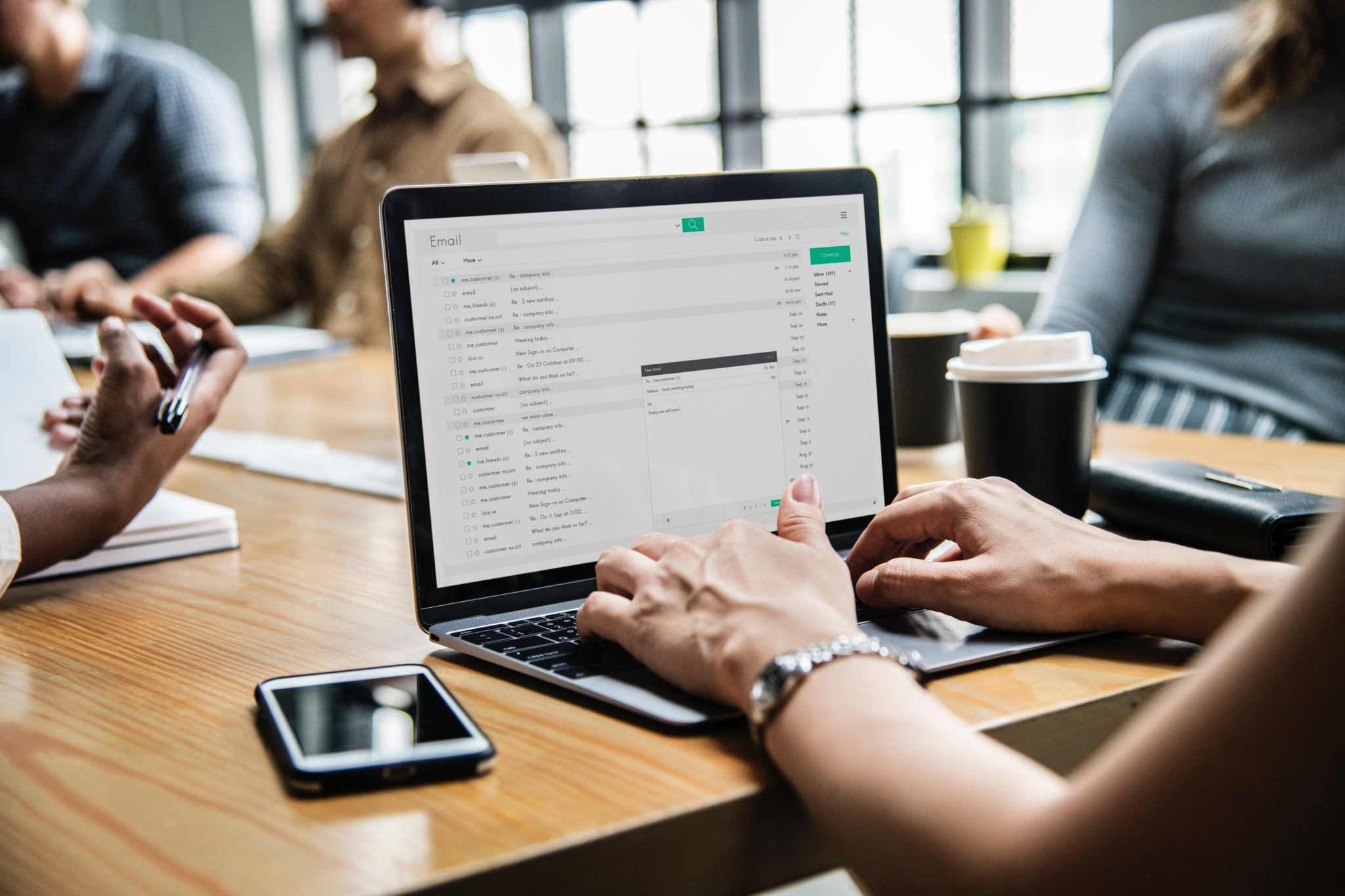 benefits of using verify the email app