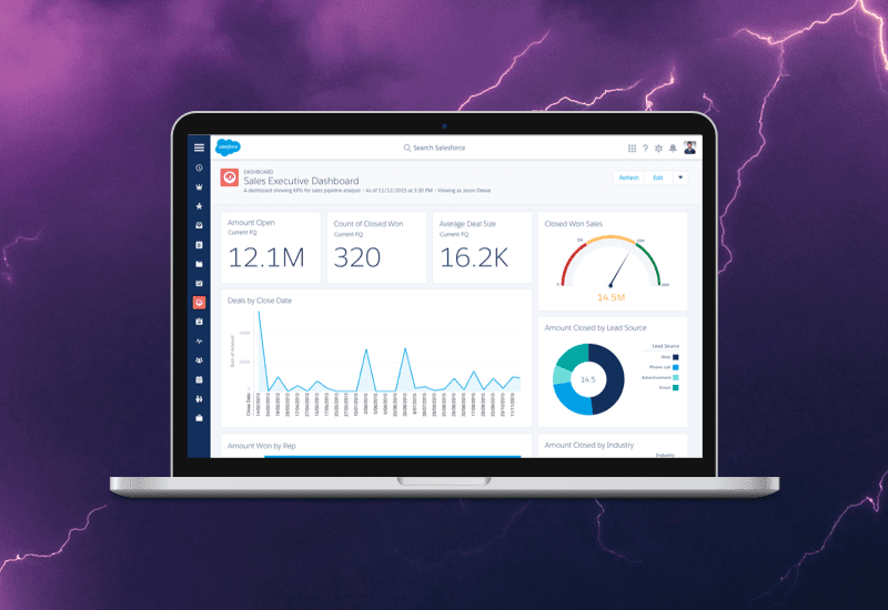 Empower Your Team to Work Faster with Salesforce Lightning