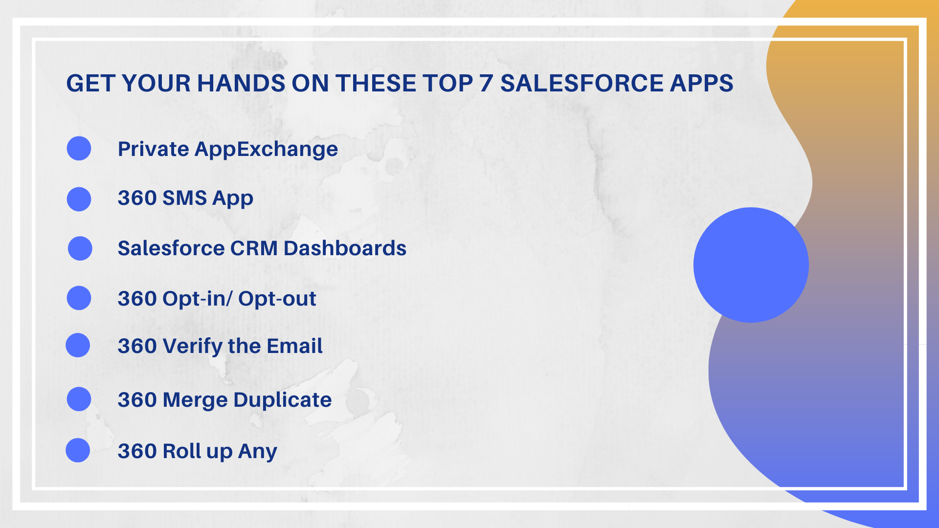 Top 7 Salesforce Apps That Helps To Create Bigger Opportunities