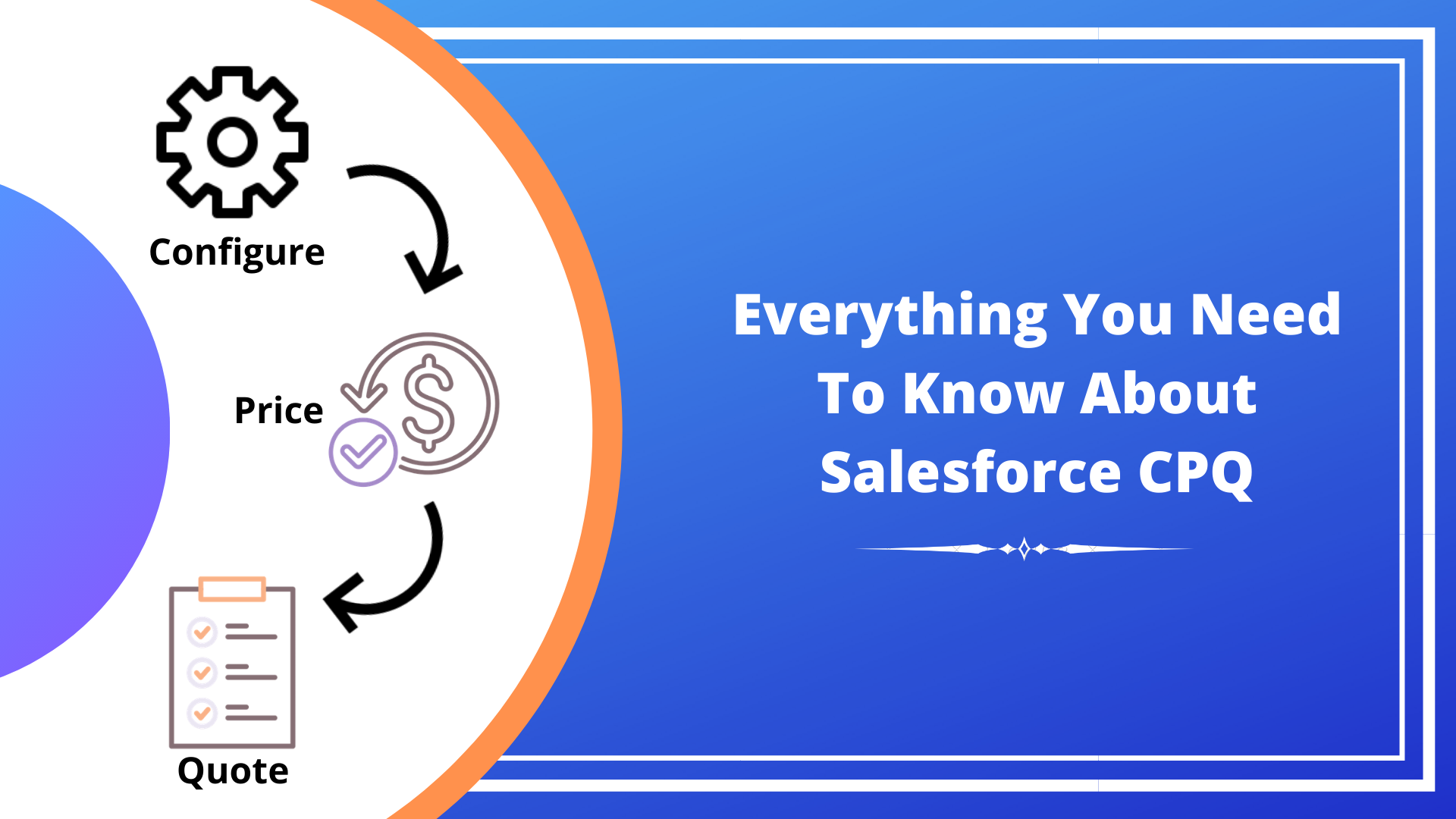 everything you need to know about Salesforce CPQ