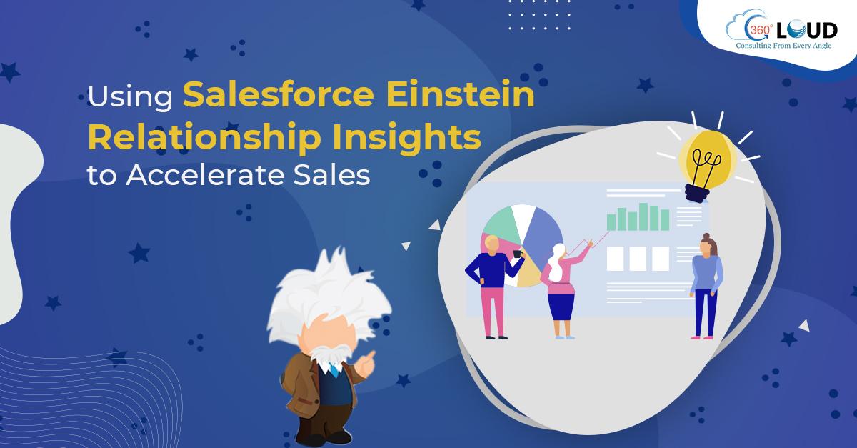 Salesforce Einstein Relationship Insights