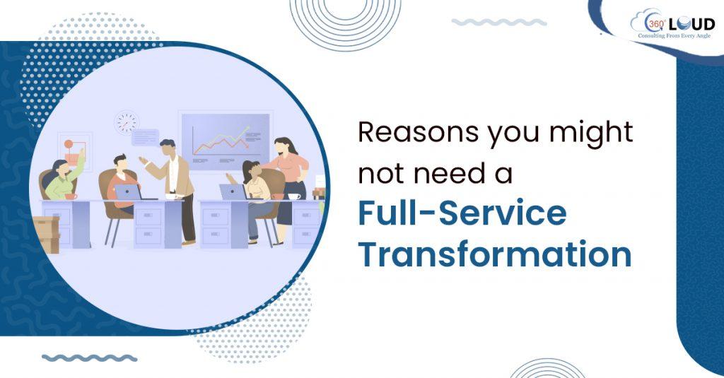 Full-Service Transformation
